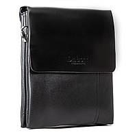 Сумка Мужская Планшет иск-кожа DR. BOND GL  210-2 black.Мужские сумки-планшеты оптом и в розницу в Украине, фото 1