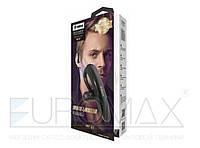 Bluetooth-гарнітура Inkax HP-27 чорний, без кріплення, гарнітури, Bluetooth навушники