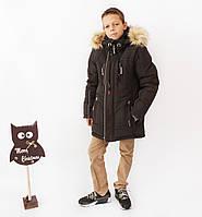 Куртки дитячі на зиму для хлопчика СПОРТ, фото 1
