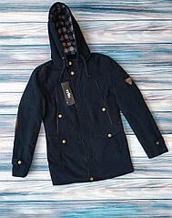 Куртка мужская демисезонная,парка,качество отличное(маломерит),См. на замеры в описании товара