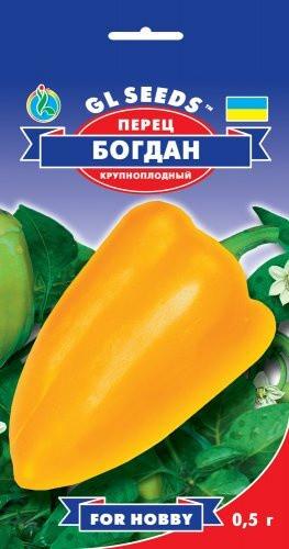 Семена Перца сладкого Богдан (0.5г), For Hobby, TM GL Seeds