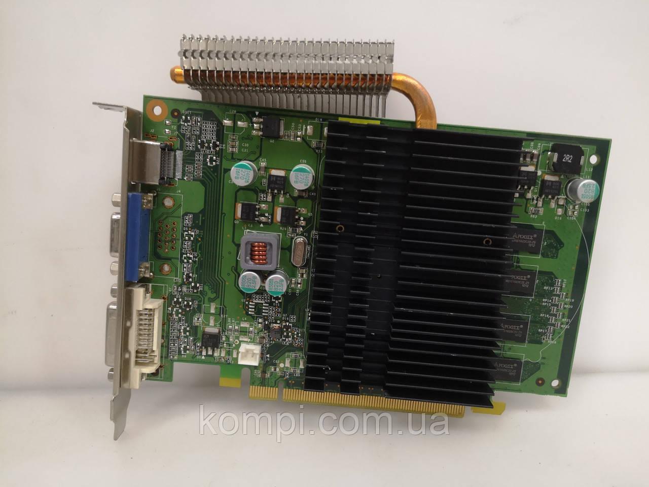 Видеокарта NVIDIA GeForce 220 1GB PCI-e HDMI