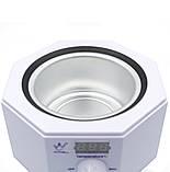 Воскоплав Konsung Digital WN 408 -1F для разогрева воска и сахарной пасты ., фото 3