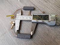Запасные щетки к Зернодробилке Хрюша  Бизон  Циклон Ярмаш., фото 1