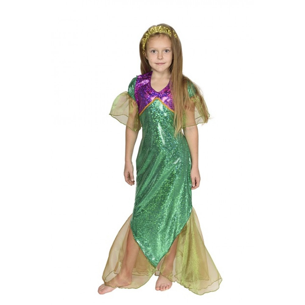 Детский карнавальный костюм Русалочки для девочки.