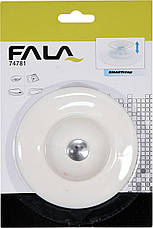 Пробка в раковину силиконовая с сетчатым фильтром Fala 74781, фото 2
