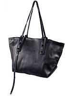 Большая женская  кожаная сумка (арт.2893). Женские сумки оптом и в розницу., фото 1