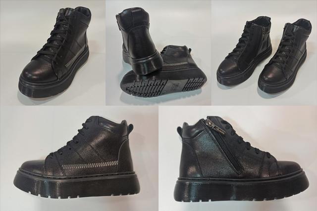 Женские ботинки подростковые фото