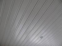 Реечный алюминиевый белый потолок любых размеров - без отходов, под заказ