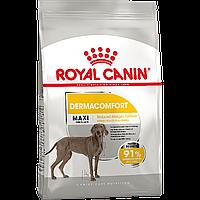 Royal Canin Maxi Dermacomfort 10 кг сухой корм (Роял Канин) для крупных собак склонных к раздражениям кожи