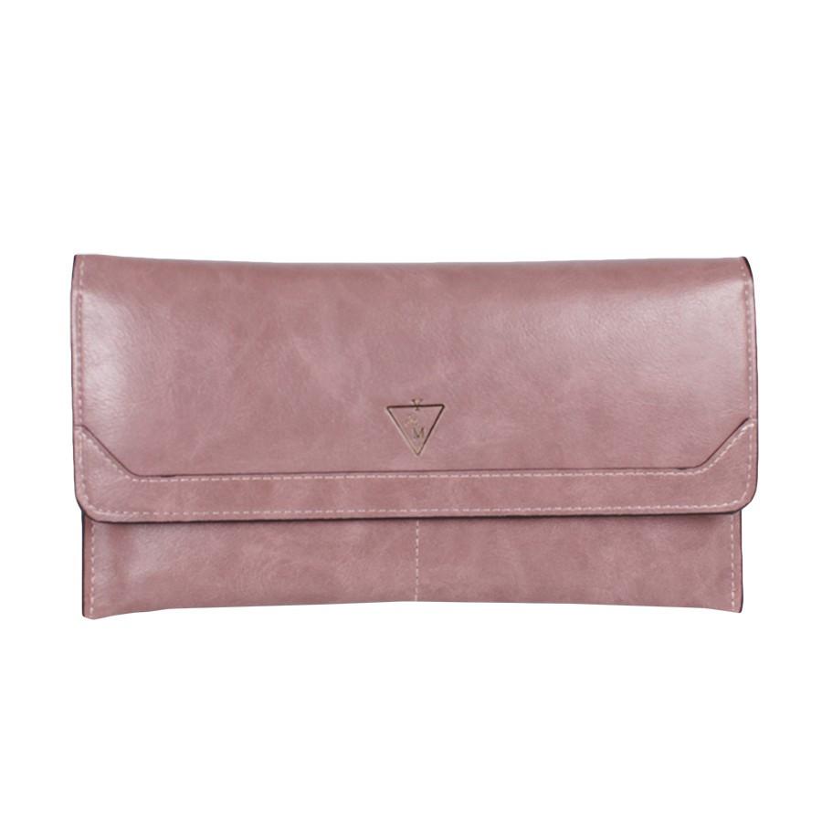 Гаманець Темно-рожевий