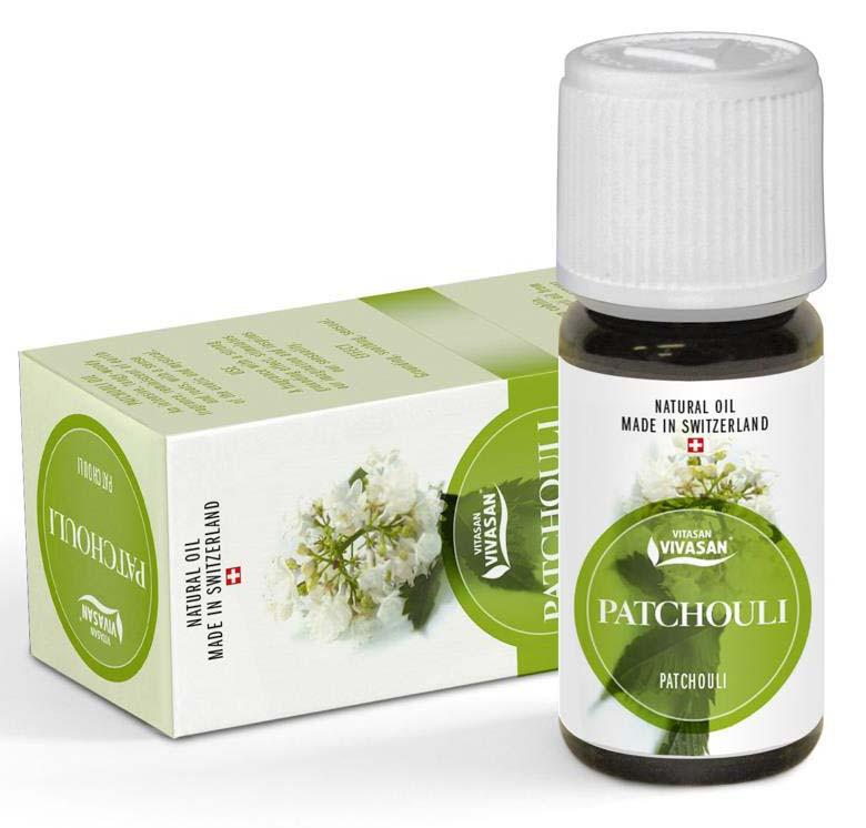Ефірна олія Пачулі сінгапурської, натуральне, Швейцарія / Patchouli