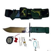 Нож выживания Rothco Special Forces Knife