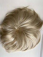 Парик - накладка из искусственных волос Viola платиновый блонд