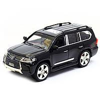 Игрушка машина модель Lexus Черный от Автопром 7663, фото 1