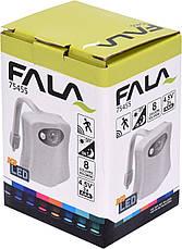 Подсветка для унитаза с датчиком движения и подсветкой Fala 75455, фото 3