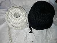 Канат для спортзала д.40 мм - 120 грн метр