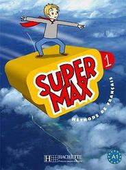 Super Max 1 Livre de l'élève avec CD audio