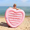 Надувной плотик Intex «Сладкое сердце» 58789