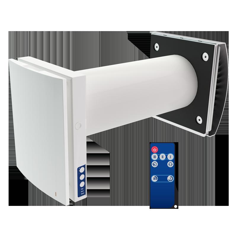 Рекуператор воздуха BLAUBERG VENTO Expert A100-1 S10 W V.2