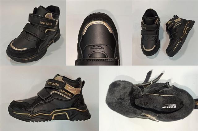 Ботинки девочка осень, еврозима, Weestep фото