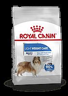 Royal Canin Maxi Light Weight Care 10 кг сухой корм (Роял Канин) для крупных собак склонных к избыточному весу