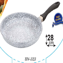 Сковорода 28 см Benson, фото 2