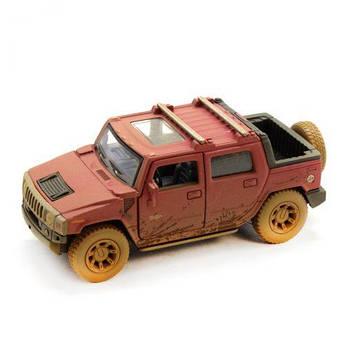 Машинка KINSMART Hummer H2 (красная) KT5097WY