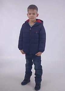 """Куртка для мальчика демисезонная """"Огюст """""""