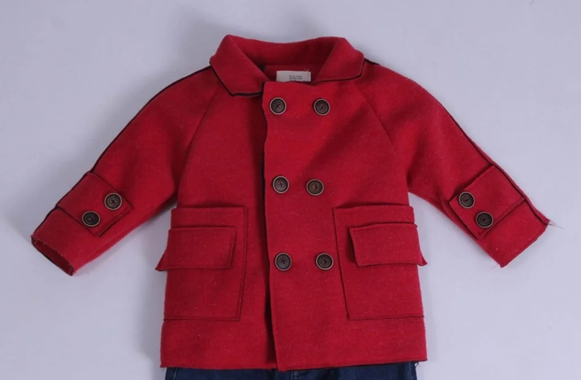 Демисезонное пальто для мальчиков, фото 2