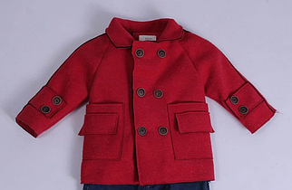 Демисезонное пальто для мальчиков