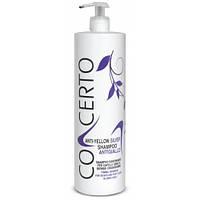 Concerto Silver Shampoo - Тонирующий шампунь для обесцвеченных и седых волос, 1000 мл