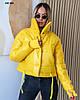 Модная женская куртка 342 МА, фото 8