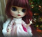 Шарнирная кукла Блайз (Айси) каштановые волосы и набор кистей + подарки (ушки, костюм и кроссовки), фото 7