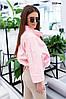 Стильная женская куртка из эко кожи 2028 ев, фото 5