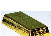 Карманная зажигалка слиток золота