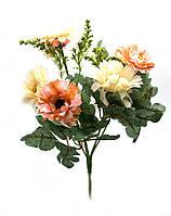 """Букет цветов """"Пион"""" 32см (25403)"""