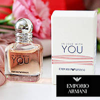 100 ml Giorgio Armani Emporio Armani In Love with You Eau de Parfum | Парф.вода Дж.Армани Ин Лав виз Ю 100 мл