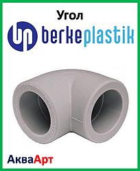Berke plastik угол ппр 25 мм 90°