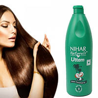 Масло кокосове Nihar для тіла і волосся обсяг 100мл, відновлення / зміцнення, масла для тіла