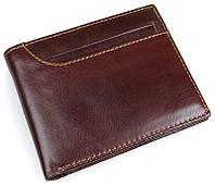 Кошелек мужской Vintage 14374 Коричневый