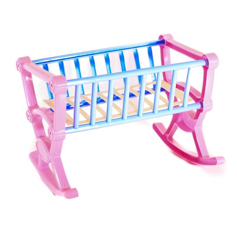 Анюта, кроватка в сетке для кукол