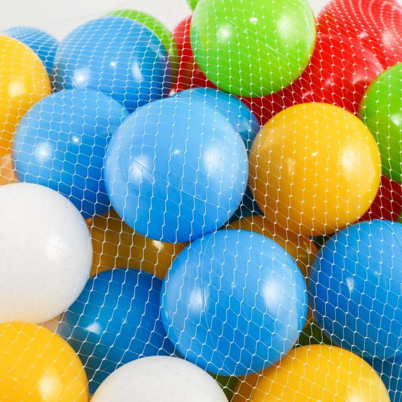 Набор шариков для сухих бассейнов