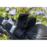 Поворотное велокрепление для фонариков 8626 и других, фото 4