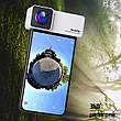 Панорамный объектив на телефон Pano Clip 360° для iPhone, фото 2