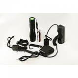 Тактический подствольный фонарь POLICE BL-8831 T6 150000W фонарик 1000 Lumen, фото 5