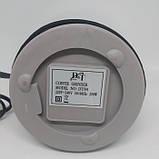 Кофемолка DT 594 измельчитель нержавеющая сталь 200Вт Чёрный, фото 2