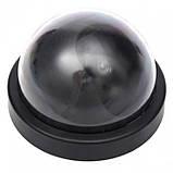Купольная камера видеонаблюдения обманка, фото 2