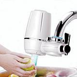Фильтр-насадка на кран для проточной воды WATER PURIFIER, фото 3
