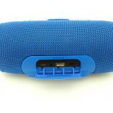 Портативная bluetooth колонка спикер JBL Charge 3 Синий, фото 7